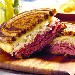 Classic Reuben Sandwich... - Food And Drink For You | ♨ Family & Food ♨ | Scoop.it