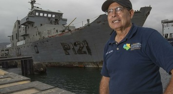 Navy ship to become Baja's first artificial reef | #scuba #scubadiving | Scuba Diving | Scoop.it