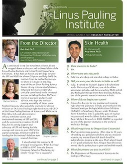 Research Newsletter | Linus Pauling Institute | Oregon State University | Food Security, Health, Nutrition, Physical Fitness, & Recreation | Scoop.it