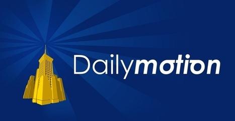 Dailymotion se dote d'un nouveau lecteur vidéo | Freewares | Scoop.it