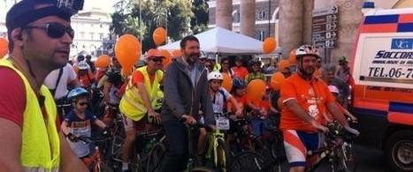 Andare in ufficio pedalando. Grab, il Raccordo Anulare per le biciclette - L'Huffington Post | 16bici | Scoop.it