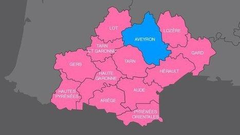 Quelle sera la couleur politique de Languedoc-Roussillon-Midi-Pyrénées au lendemain des élections ? - France 3 Languedoc-Roussillon | Big(s) région(s), little calculs | Scoop.it