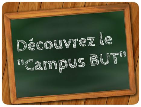 Handicap et carrière : découvrez le « Campus BUT » ! | Innovactions 2.0 | Scoop.it