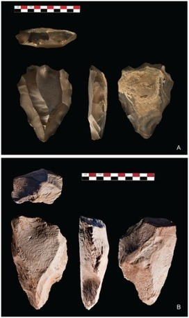 PLoS ONE: The Nubian Complex of Dhofar, Oman: An African Middle Stone Age Industry in Southern Arabia | Archaeology Articles and Books | Scoop.it