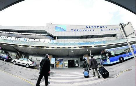Fréquentation des aéroports : le palmarès régional - ladepeche.fr | Compagnie aérienne - Partenaire - Aéroport | Scoop.it