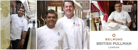 A Culinary Journey Aboard The Belmond British Pullman | Food | Scoop.it