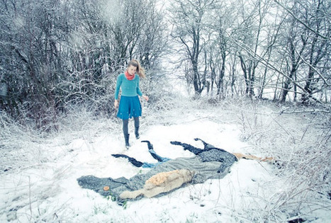 Ulrika Kestere — The girl with seven horses — Designaside.com | Photography Now | Scoop.it