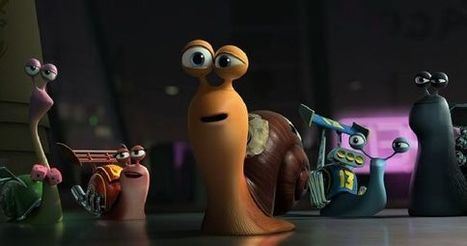 New Trailer For DreamWorks Animation's 'Turbo' Starring Ryan Reynolds | Machinimania | Scoop.it