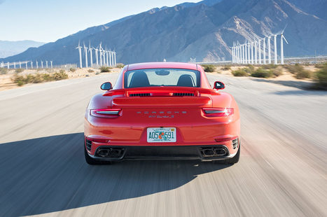 The 2017 Porsche 911 Turbo S is Motor Trend's Hardest-Launching Car Ever Tested - Motor Trend   The Automotive View   Scoop.it