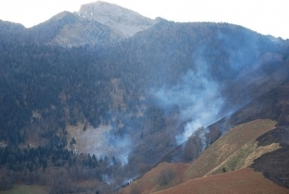 Ecobuages interdits : les autorités haussent le ton | Agriculture en Pyrénées-Atlantiques | Scoop.it