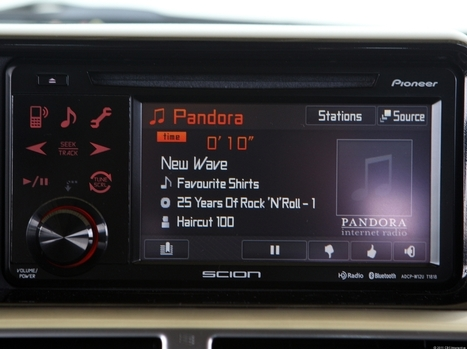 Automakers embrace online music apps | Radio 2.0 (En & Fr) | Scoop.it
