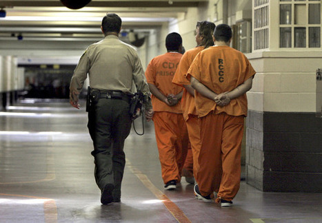 California study examines titanic shift in criminal justice | Police Problems | Scoop.it