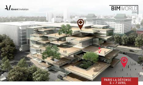 BIM World: Mettre en œuvre et valoriser une maquette territoriale 3D - Construction21 | Construction21 | Scoop.it