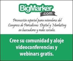 Fechas y metodología - Congreso Virtual Mundial de Periodismo Digital y Marketing | Digitales | Scoop.it