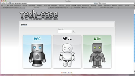 Tech Ease - for all your classroom technology needs | Doc D's Instructional Design, Technology & Reform News | Scoop.it