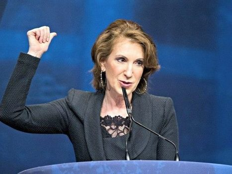 Poll: Carly Fiorina Makes Top 10 in Two National Polls | Xposed | Scoop.it