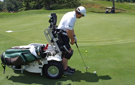 Special wheelchair allows disabled golfers to keep playing - Milwaukee Journal Sentinel | Miscellaneous - Sekalaista | Scoop.it