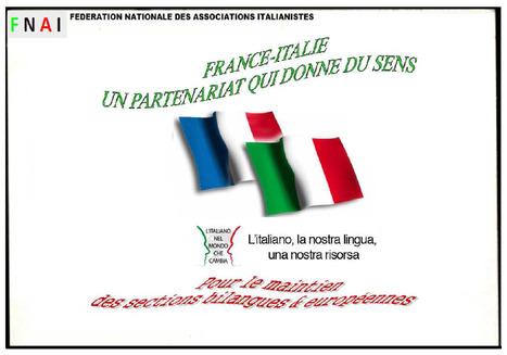 Semaine européenne des langues: une carte postale de la FNAI au chef de l'état | TICE et italien - AU FIL DU NET | Scoop.it