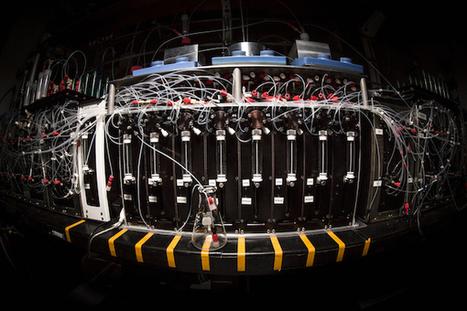 3D Printer for Small Molecules Opens Access to Customized Chemistry   HHMI.org   Ilya Klabukov   Scoop.it