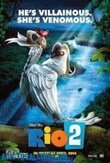 Rio 2 DVDRip Latino Descargar | mono'jr | Scoop.it