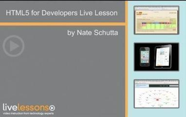 LiveLessons – HTML5 for Developers | Web & Graphic Design Tricks from Clear Output | Scoop.it