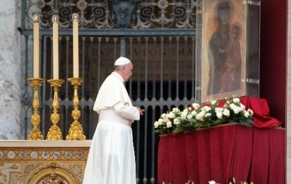 Embrace peace, Pope tells massive prayer vigil | Just a Plain Jane Catholic | Scoop.it