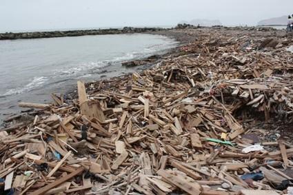 Plantón ciudadano por contaminación de playas del Callao | La contaminacion de las playas del callao | Scoop.it