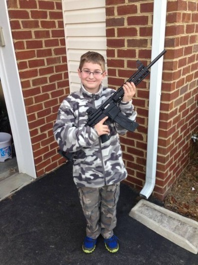 Update-Dad: This Picture of My Son Holding a Gun Triggered a Visit from NJ Police, Family Services   Littlebytesnews Current Events   Scoop.it