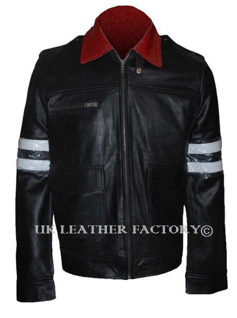 Alex Mercer Prototype Leather Jacket - £129.99 | Leather Jackets | Scoop.it