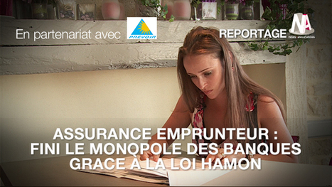 Assurance emprunteur : fini le monopole des banques grâce à la loi Hamon. | Courtage d'assurances tous risques | Scoop.it
