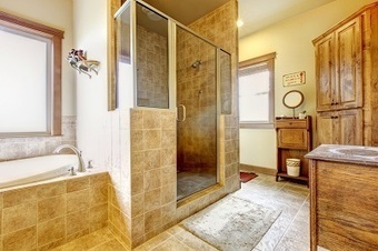 Glass Shower Doors in Indianapolis Offer Value and Long-Term Benefits | Suburban Glass | Scoop.it