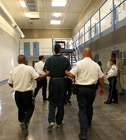 "California Ships Prisoners Out of State to ""Reduce"" Its Prison Population 
