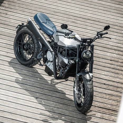 Your Weekend Dose Of The Best Custom Bikes | Motorcycle Rider Today | Scoop.it
