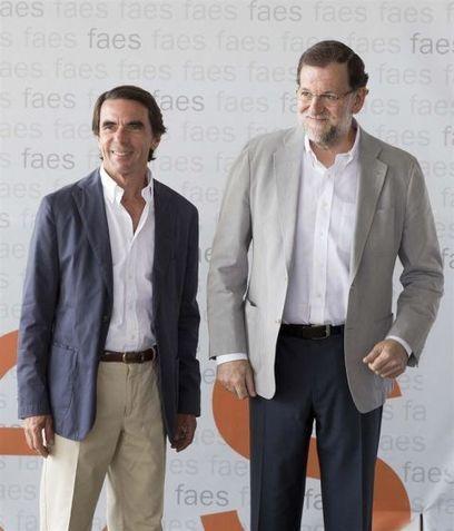 Generalitat subvencionó a la fundación de Aznar con 67.700 euros   Política & Rock'n'Roll   Scoop.it