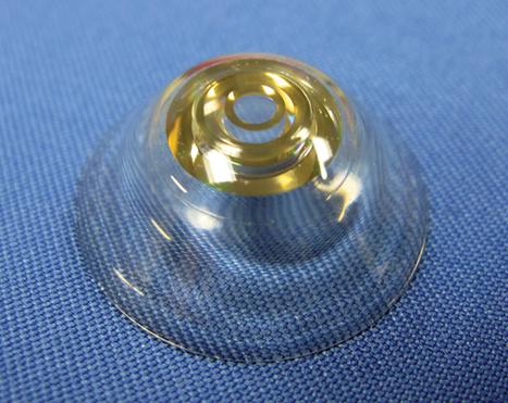 B1-Des verres de contact avec zoom ! - L'actualité | articles FLE | Scoop.it