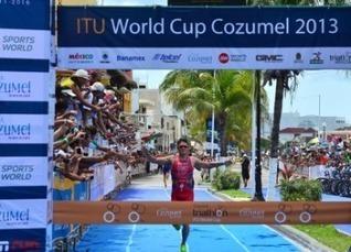 Javier Gomez golden again in Cozumel | RSA Course | Scoop.it