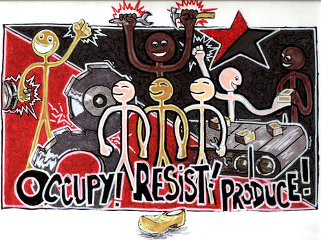 For the Regeneration of a social-labour movement from the base for emancipation | International Communication 15M Indignados Occupy | Scoop.it