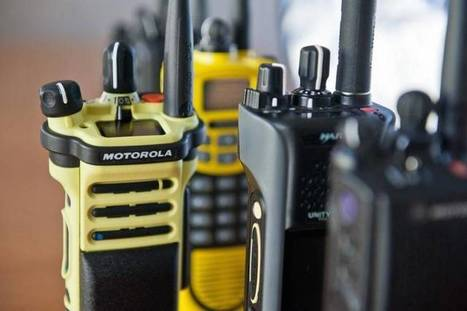 How Motorola came to dominate in emergency telecommunications | RadioComms | Scoop.it