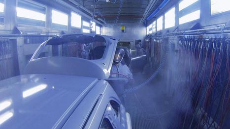 ¿Cómo se fabrica un coche?, Fabricando. Made in Spain - RTVE.es A la Carta | tecno4 | Scoop.it