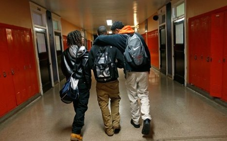 New School Study Shows Black Kids Get Cops, White Kids Get Docs | enjoy yourself | Scoop.it