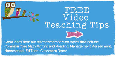 Teachers Notebook Back to School 2013 Event - Video Teaching Tips! | Communication and Autism | Scoop.it
