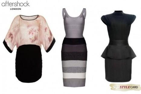 Aftershock London: Shape Shifters | StyleCard Fashion Portal | StyleCard Fashion | Scoop.it