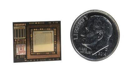 'Smallest SoC for IoT' Adds Memory | EE Times | Health & Science | Scoop.it