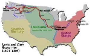 Explorers for Kids: Lewis and Clark | Westward Expansion | Scoop.it