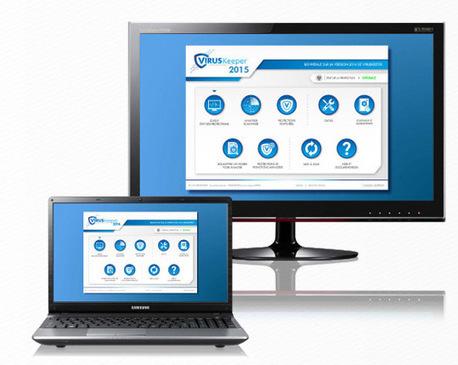 L'antivirus Français VirusKeeper disponible en version 2017 gratuite pour les particuliers - Data Security Breach | IE & Cie | Scoop.it