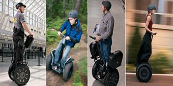 Transporteurs personnels : une nouvelle forme de mobilité   Ecoloisirs   Scoop.it