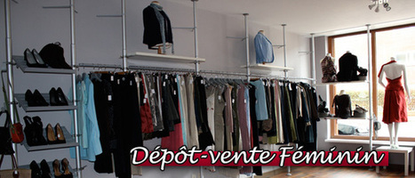 Mademoiselle A., dépôt vente féminin | My MUST-SEEs | Scoop.it