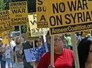 Protesters rally against Syria strike in DC, NYC - USA TODAY | What are the key conflicts occurring in 2013 and where are they happening? | Scoop.it