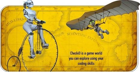 CheckiO | digitlogiclearning | Scoop.it
