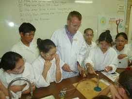 Simon Crook's Learning Blog: Bunsen Burners, Flame Tests and iPads with Years 4 & 5 | ipads in education K-6 + BYOT | Scoop.it